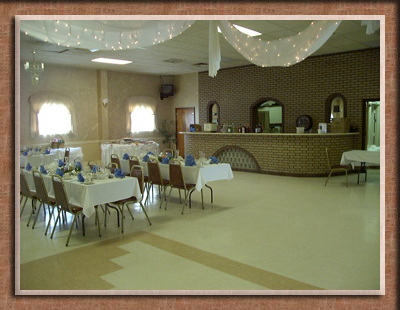 Reception Banquet Halls